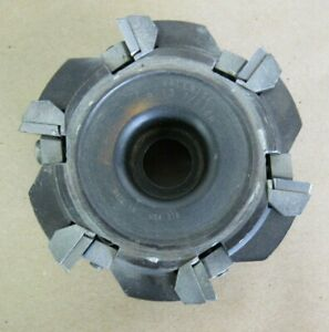 3 5 Valenite Indexable Face Mill B 3 1 2 6r 1 25 Arbor 1 1 4