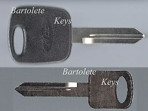 Replacement Transponder Key Blank Fits Ford Gt Excursion F150 F250 F350 F450