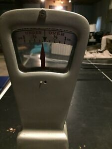 Vintage Under Over Exact Weight Balanced Scale 1lb Pennsylvania