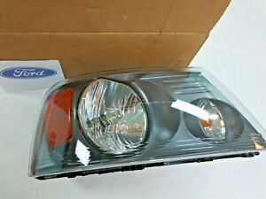 New Oem 2006 2008 Ford F 150 Pickup Right Hand Side Head Light Lamp Lens Nos