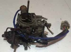 Datsun Carburetor Parts Or Rebuild Hitachi Nissan