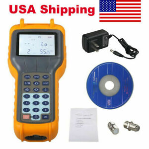 Usa Ship Ry S110 Catv Cable Tv Digital Signal Level Meter Db Tester Brand New