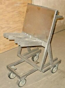 Anita Automation Inc Heavy Material Handling Cart Industrial Moving Cart
