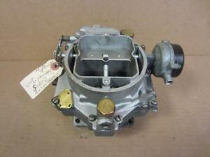 53 Oldsmobile Super 88 98 Carter Wcfb 2080s 4 Barrel Carburetor Carb
