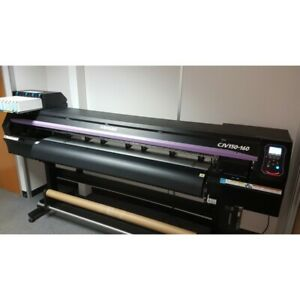 Mimaki Cjv150 160 Ecosolvent Print cut 64 And Royal Sovereign Laminator 65