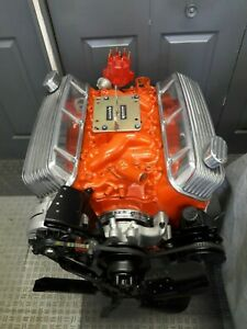 396 Chevy Engine