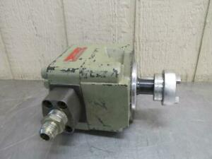 Imo Model 42032 Hydraulic Gear Pump 12 2 Gpm 4000 Psi 2 Stage
