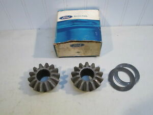 Nos 1966 1971 Bronco Dana 30 Front Diff Side Gear Kit New Original Ford