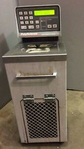 Polyscience Digital Heated Refrigerated Circulating Water Bath tested Working
