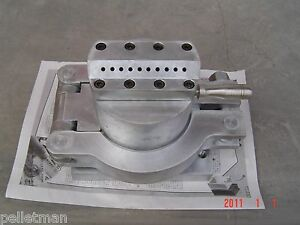 Plastic Extruder Extrusion Pelletizing Strand Die Single And Twin Screw