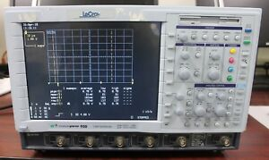 Lecroy Wavepro 950 1ghz Oscilloscope Power Tested As is Read Description