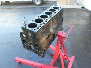 Cummins 5 9 Bare Block Out Of A 2006 Dodge 0033