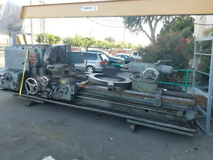 42 X 96 American Pacemaker Engine Lathe Free Shipping In Ca