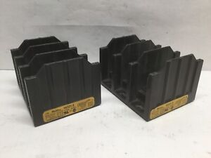 Bussmann Power Distribution Block 16321 3 175a 600v lot Of 2