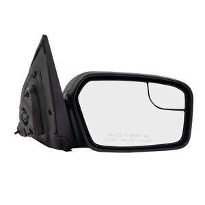 Passenger Side Power Door Mirror Textured Fits 2011 2012 Ford Fusion Be5z17682aa