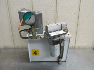 Vogel Mfe5 bw7 v71 Automatic Oil Lube Lubrication Pump System Oiler 0 6 L min