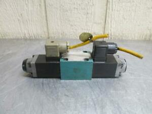 Rexroth 4we6e51 aw120 60nz4 Hydraulic Solenoid Directional Control Valve 120v