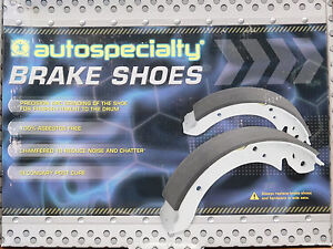 Brand New Autospecialty Rear Brake Shoes B582 582 Fits Vehicles On Chart