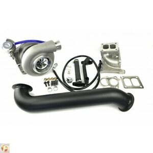 Fleece Performance S362 Turbo Kit For 2004 5 2010 Duramax Lly Lbz Lmm