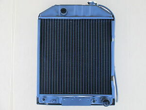 Radiator For Ford 5110 5600 5610 6410 6600 6610 6810 7410 7600 7600c 7610 7610o