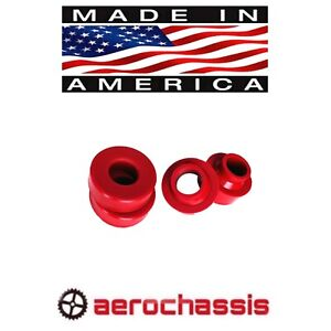 Jeep Grand Cherokee Wj 1999 2004 Lift Kit 2 Poly Coil Spring Spacers 4wd R