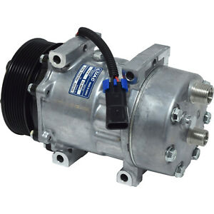 New 4667 Sanden Style Sd7h15 Compressor W 8 Groove Clutch