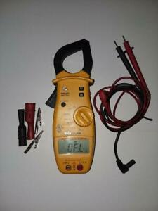 Uei Dl99b Trms Digital Clamp Meter Worklight And Backlit Display 1000 Amps Ac Dc