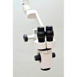 3 Step Magnification Portable Ent Microscope Manufacturer Manual Focusing