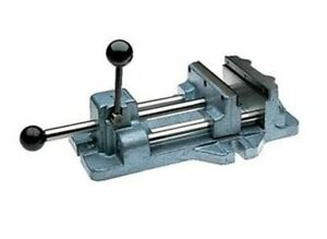 Cam Action Drill Press Vise Craftsman Tool Sturdy Workholding Ergonomic Easy Use