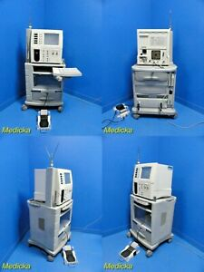 2008 Alcon Accurus 800cs Opthalmic Surgical System W Footswitch