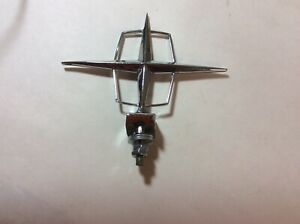 1956 57 Lincoln Continental Mk Ii Hood Ornament