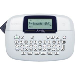 Brother P touch Pt m95 Label Maker Thermal Transfer Monochrome