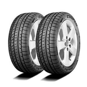2 New Cooper Zeon Rs3 A 255 35r18 90w A S Performance Tires