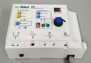 Select Medical 247 Electrosurgical Unit With Patient Plate Alarm
