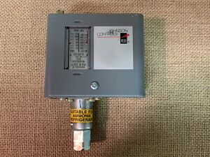 Johnson Controls P70aa 119 Pressure Control suitable For Ammonia Refrigeration