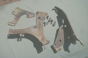 1970 80 S Chevrolet Monza Power Steering Brackets Used Parts Please Read Ad