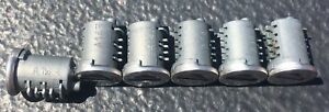 Yakima A143 Sks Lock Cores For Roof Racks Two 2