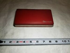 Starrett Last Word No 711 Test Dial Indicator Set 0005