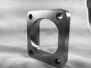 T4 Turbo Inlet Flange To 3 Opening Undivided Smooth Airflow Low Profile 75