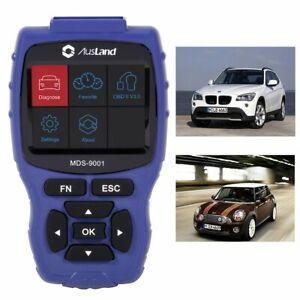 9001 For Bmw Mini Auto Obd2 Scanner Car Full System Diagnostic Tool Code Reader