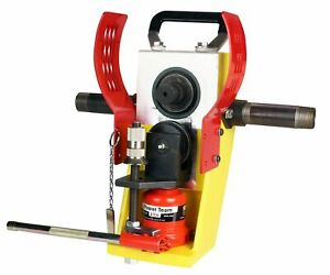 Pace 1200 Hydraulic Roll Groover Fits Ridgid 300 1 1 4 To 6 Schedule 10 40