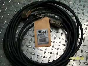 New Linmot K05 d c 10 Linear Motor Cable