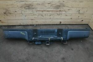 Rear Bumper Cover Trailer Tow Hitch Al3z17d826a Ford F150 Raptor 2010 14 Note