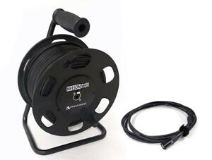 200 Phantomcat Shielded Tactical Cat5 15 Cable On Reel Ethercon Compatible