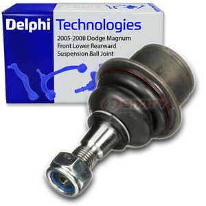 Delphi Front Lower Rearward Suspension Ball Joint For 2005 2008 Dodge Magnum Uu