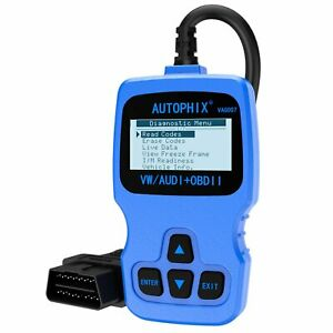 Diagnostic Scanner Vw In Stock | Replacement Auto Auto Parts Ready