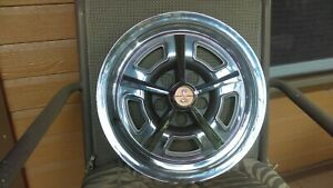 1967 Shelby Mustang 15 Inch Hub Cap