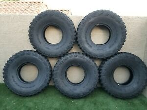 Goodyear Wrangler Mtr With Kevlar 42x14 50r17 only 40 Miles On Tires