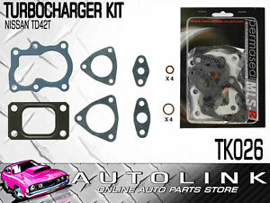 Turbo Charger Gasket Kit For Nissan Patrol Ty61 Td42 Td42ti 2002 2008