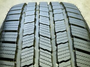 Michelin X Lt A s 245 65r17 107t Used Tire 12 13 32 73897
